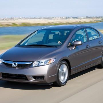 Доводчики дверей Rulium для Honda Civic