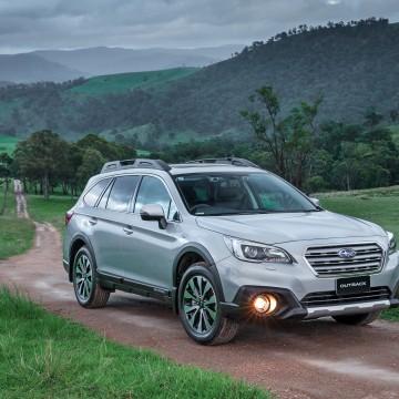 Доводчики дверей Rulium для Subaru Outback 2018+
