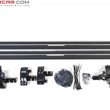 Электрические пороги Kibercar для BMW X5, X6, X7