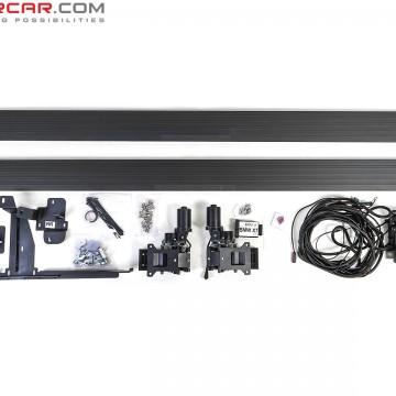 Электрические пороги Kibercar для BMW X7 с пневмоподвеской