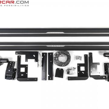 Электрические выдвижные пороги для Volvo XC90
