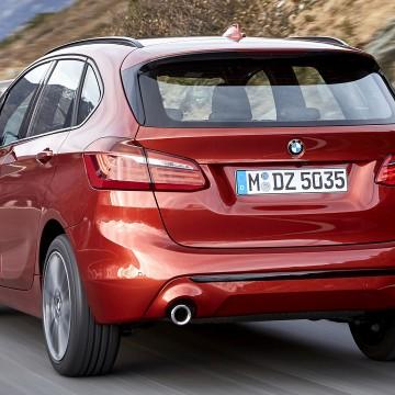 Электропривод двери багажника AutoliftTech для BMW 2 series F45
