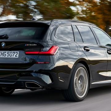 Электропривод двери багажника AutoliftTech для BMW 3 series F30