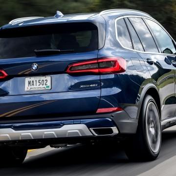Электропривод двери багажника AutoliftTech для BMW X5 F15