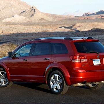 Электропривод двери багажника AutoliftTech для Dodge Journey