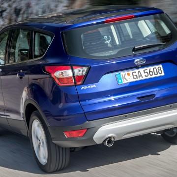 Электропривод двери багажника AutoliftTech для Ford Kuga