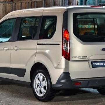 Электропривод двери багажника AutoliftTech для Ford Tourneo Custom