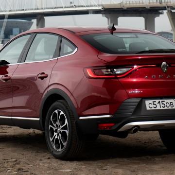 Электропривод двери багажника AutoliftTech для Renault Arkana