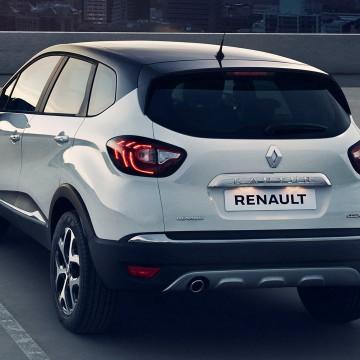 Электропривод двери багажника AutoliftTech для Renault Kaptur