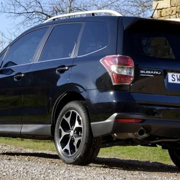 Электропривод двери багажника AutoliftTech для Subaru Forester