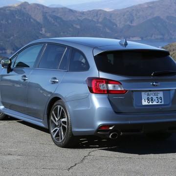 Электропривод двери багажника AutoliftTech для Subaru Levorg