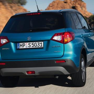 Электропривод двери багажника AutoliftTech для Suzuki Vitara
