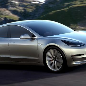 Электропривод капота AutoliftTech для Tesla Model 3