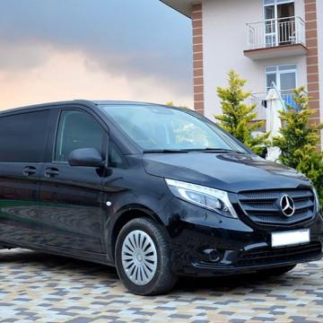 Электропривод сдвижной боковой двери AutoliftTech для Mercedes-Benz Vito
