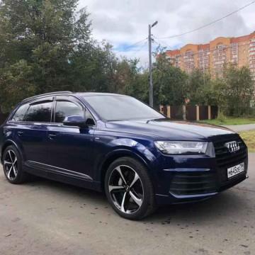 Электротонировка OnGlass Exclusive для Audi Q7