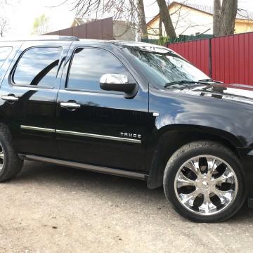 Электротонировка OnGlass Exclusive для Chevrolet Tahoe