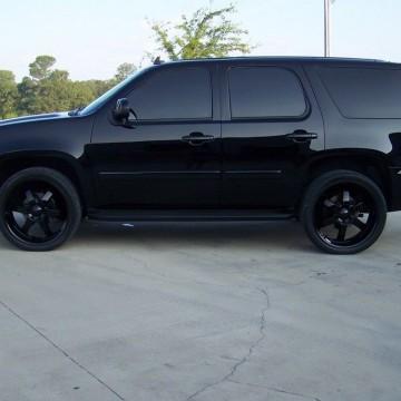 Электротонировка OnGlass Premium для Chevrolet Tahoe
