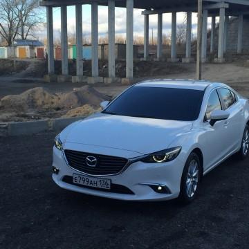 Электротонировка OnGlass Exclusive для Mazda 6