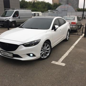 Электротонировка OnGlass Premium для Mazda 6