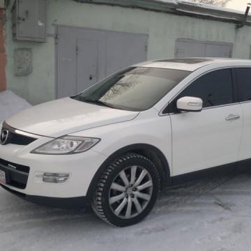 Электротонировка OnGlass Premium для Mazda CX-9