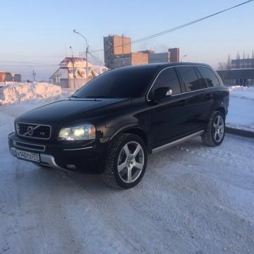 Электротонировка OnGlass Premium для Volvo XC90