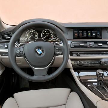 Мультимедийный навигационный блок Carsys для BMW 5 series F10/F11