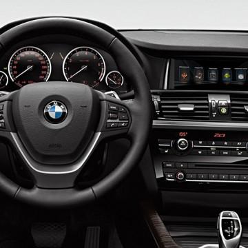 Мультимедийный навигационный блок Carsys для BMW X3 F25