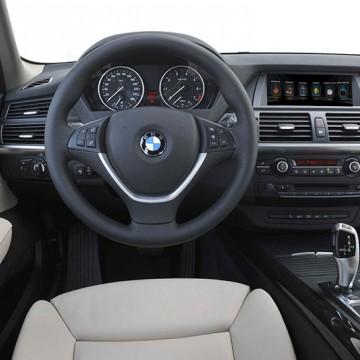 Мультимедийный навигационный блок Carsys для BMW X5 Е70 2006-2010
