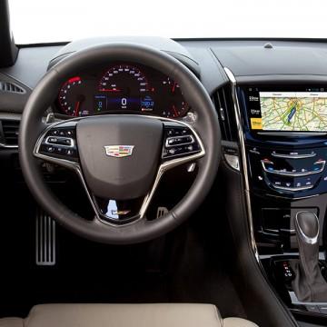 Мультимедийный навигационный блок Carsys для Cadillac ATS