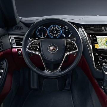 Мультимедийный навигационный блок Carsys для Cadillac CTS