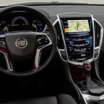 Мультимедийный навигационный блок Carsys для Cadillac SRX