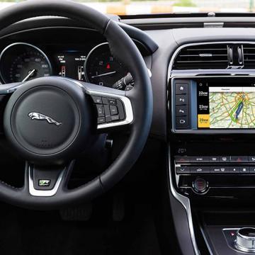 Мультимедийный навигационный блок Carsys для Jaguar F-Pace