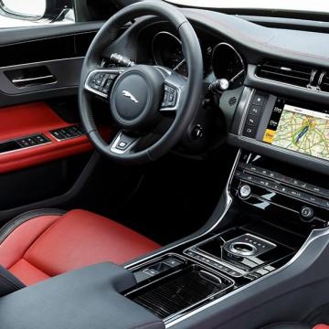 Мультимедийный навигационный блок Carsys для Jaguar XF