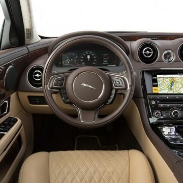Мультимедийный навигационный блок Carsys для Jaguar XJ