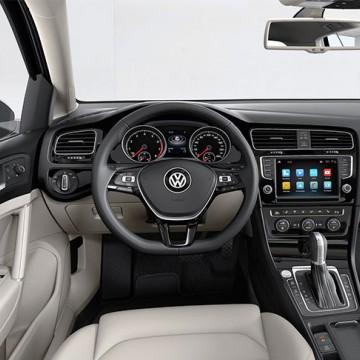 Мультимедийный навигационный блок Carsys для Volkswagen Golf