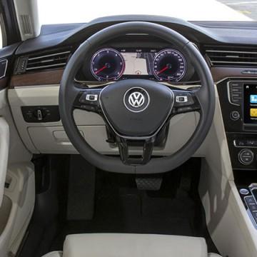 Мультимедийный навигационный блок Carsys для Volkswagen Passat