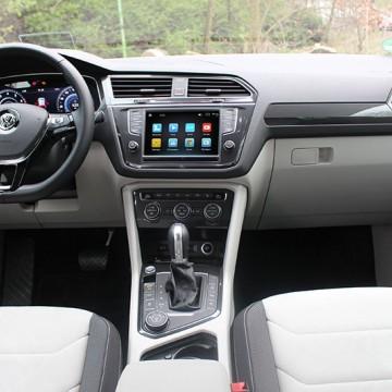 Мультимедийный навигационный блок Carsys для Volkswagen Tiguan