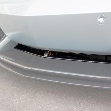Карбоновая вставка над центральным спойлером Mansory Style 2 для Lamborghini Aventador