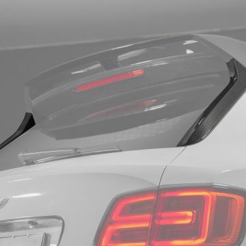 Карбоновые боковые накладки на багажник для Bentley Bentayga Копия