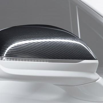 Карбоновые крышки зеркал Startech Style для Bentley Bentayga