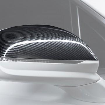 Карбоновые крышки зеркал для Bentley Bentayga Копия