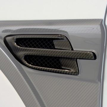 Карбоновые воздухозаборники на крылья Startech Style для Bentley Bentayga