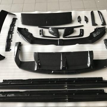 Карбоновый комплект для Bentley Bentayga Копия