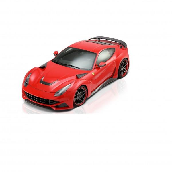 Карбоновый комплект широкого обвеса Novitec Style для Ferrari F12 Вerlinetta
