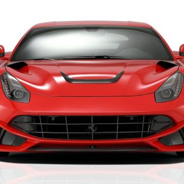 Карбоновое расширение Novitec Style для Ferrari F12 Вerlinetta