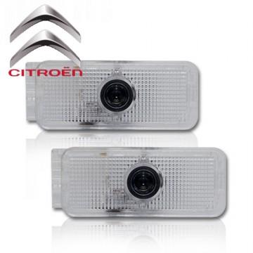 Светодиодная подсветка дверей Optima Premium на Citroen