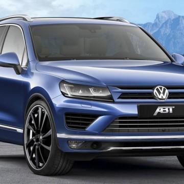 Обвес ABT для Volkswagen Touareg (7P)