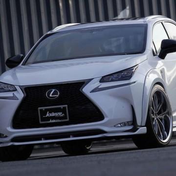 Обвес Aimgain для Lexus NX 200t/NX 300h
