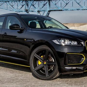 Обвес Arden для Jaguar F-Pace
