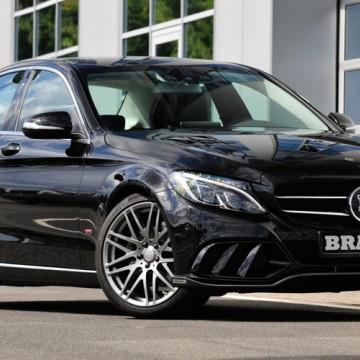 Обвес Brabus для Mercedes C W205